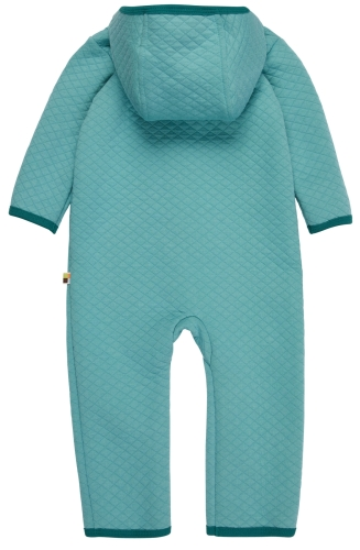Overall Padded Knit Oregano