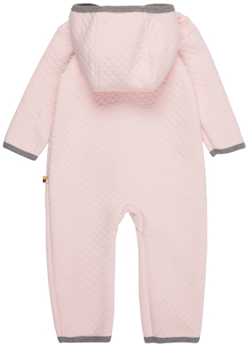 Overall Padded Knit Rosé