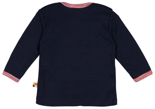Shirt Langarm Ultramarin
