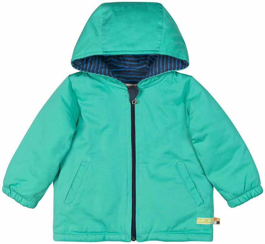 proud Wasserabweisende Jacke Chaqueta para Lluvia Unisex ni/ños loud